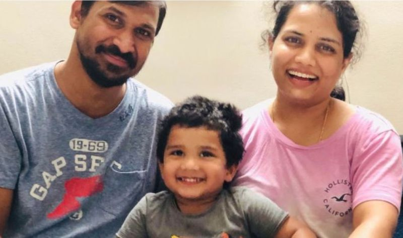 Telangana Techie Praveen Desini Dies In New Jersey Hit By A Train