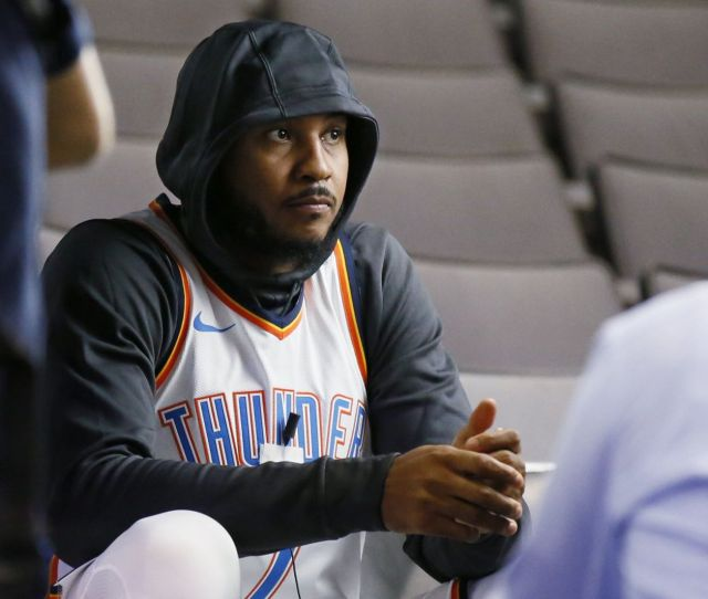 Rockets Even Coach Mike Dantoni Discuss The Carmelo Anthony Trade That Could
