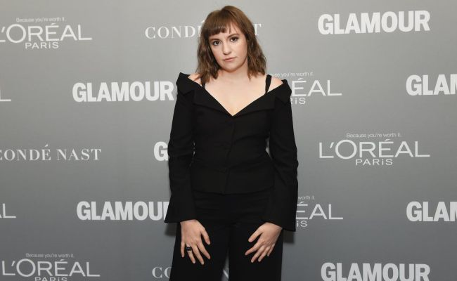 As Lena Dunham Gets Praise For Weight Loss Stars Who Have