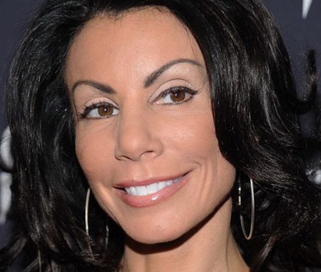 Real Housewives Of New Jersey Star Danielle Staub Caught In Second Sex Tape Scandal