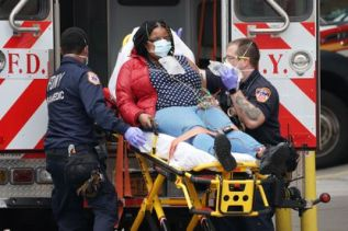 NYC cardiac calls skyrocket as coronavirus fear grips city - New ...