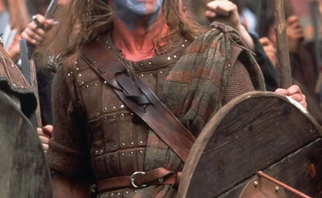 Mel Gibson Directs And Stars In Braveheart 1995 Review