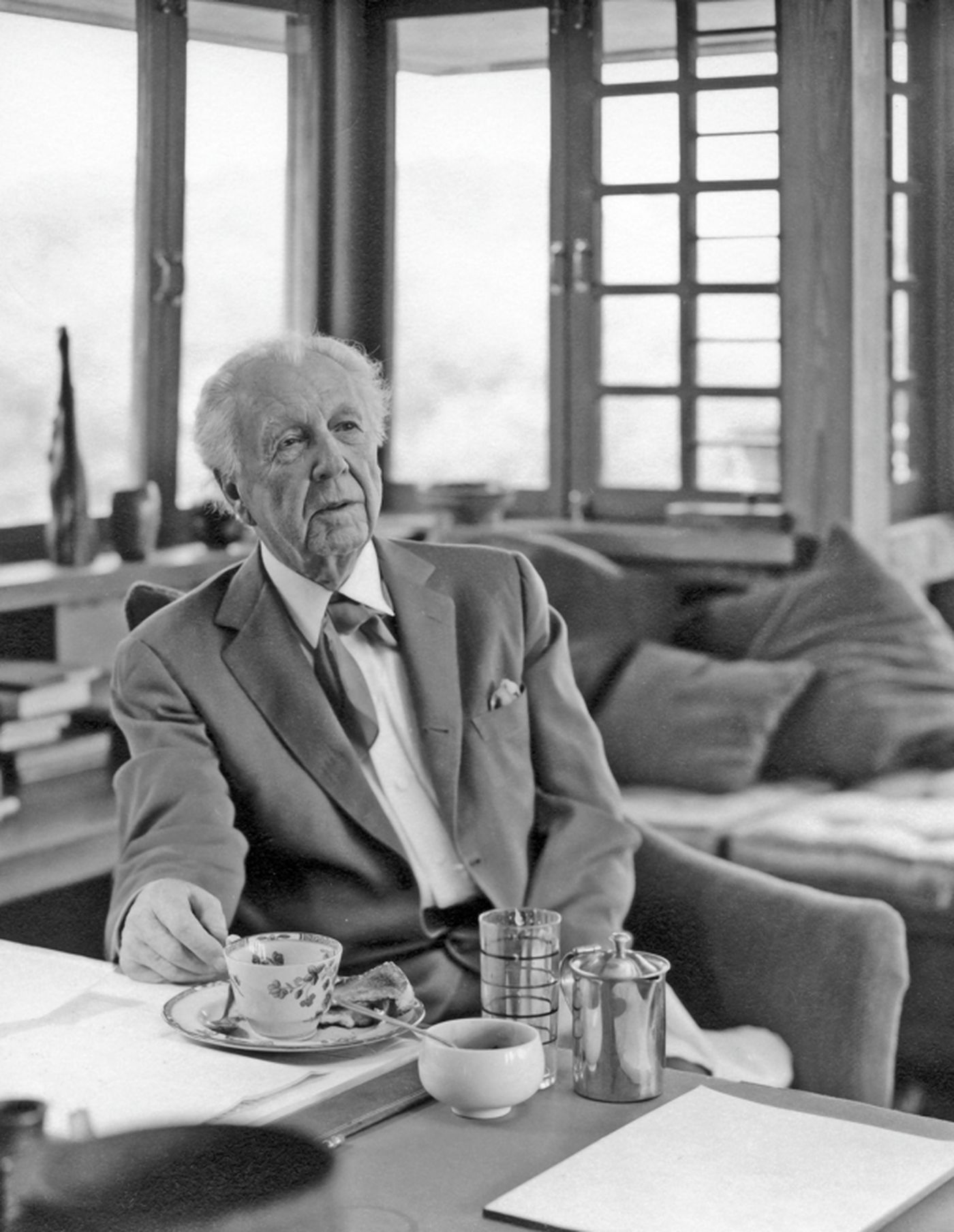 Cook Massacres Seven At Wisconsin Home Frank Lloyd Wright
