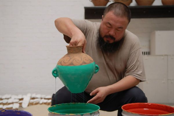 Controversial Chinese Artist Ai Weiwei Bringing