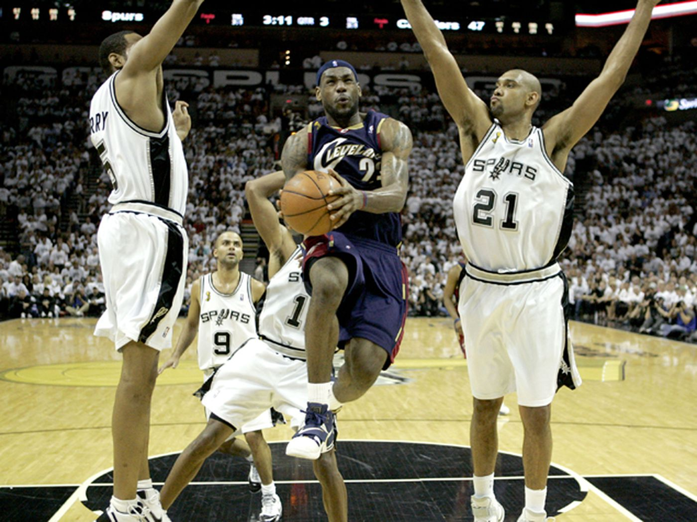 Image result for lebron james 2007 finals