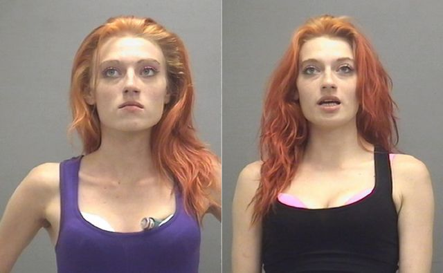 Redhead Twin Sisters From North Carolina Busted For Soliciting Sex Online Cops