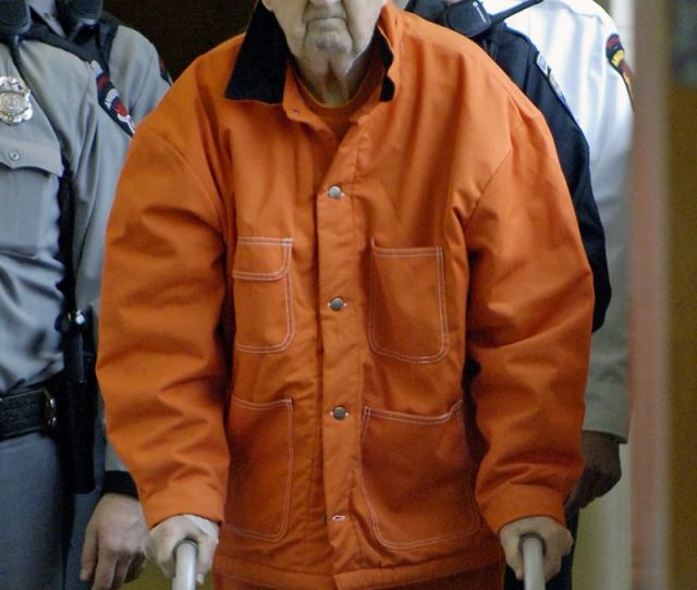 John Bunz 94 Nys Oldest Prison Inmate Who Was Convicted Of Wifes Brutal Murder Dies