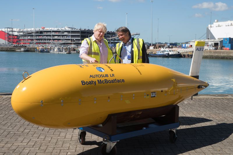 Boaty McBoatface makes important climate change discovery during debut mission