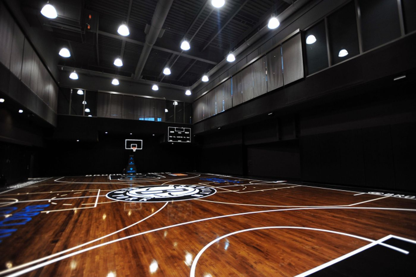 Inside the Barclays Center Take a tour of the hidden gems