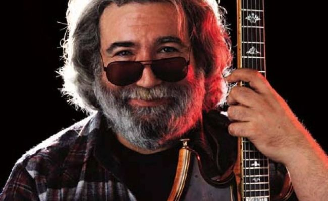 Jerry Garcia Singer And Guitarist For The Grateful Dead