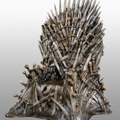 Iron Throne Chair Cover Dark Gray Covers 39game Of Thrones 39 Fans Can Have Their Very Own