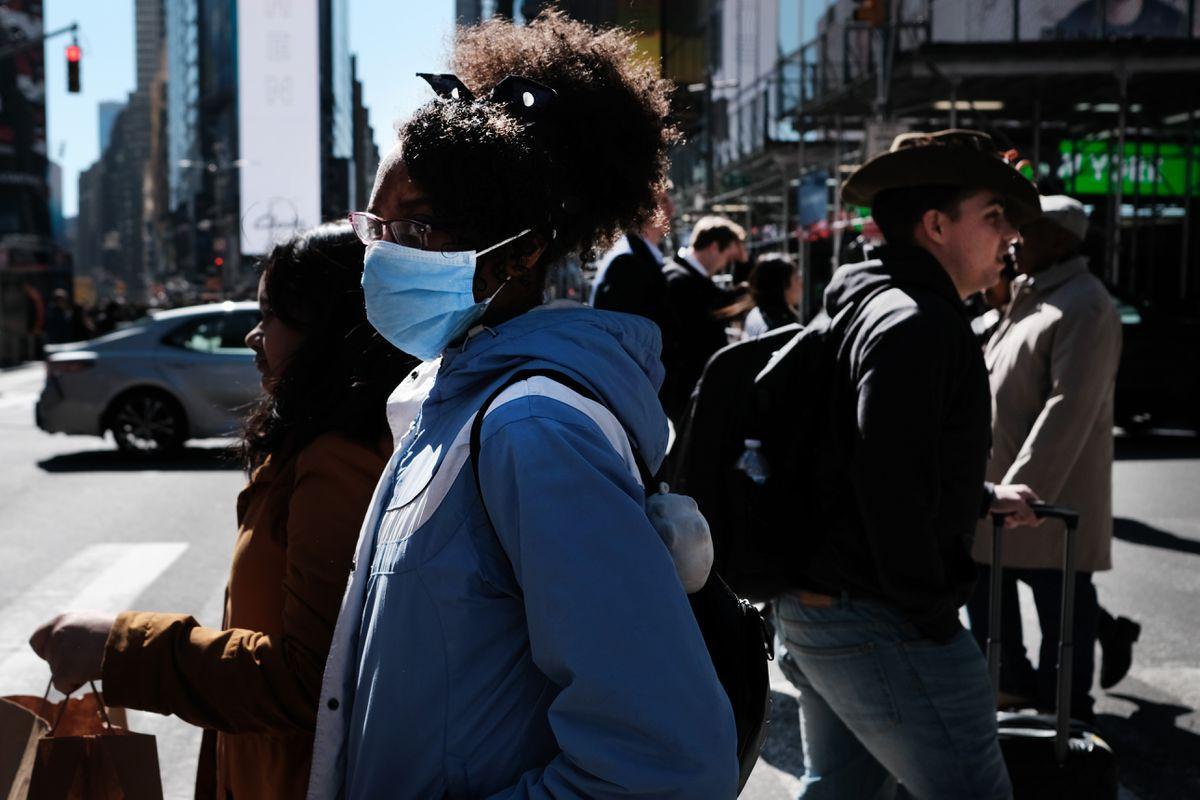 NYC teacher self-quarantined with coronavirus symptoms - New York ...
