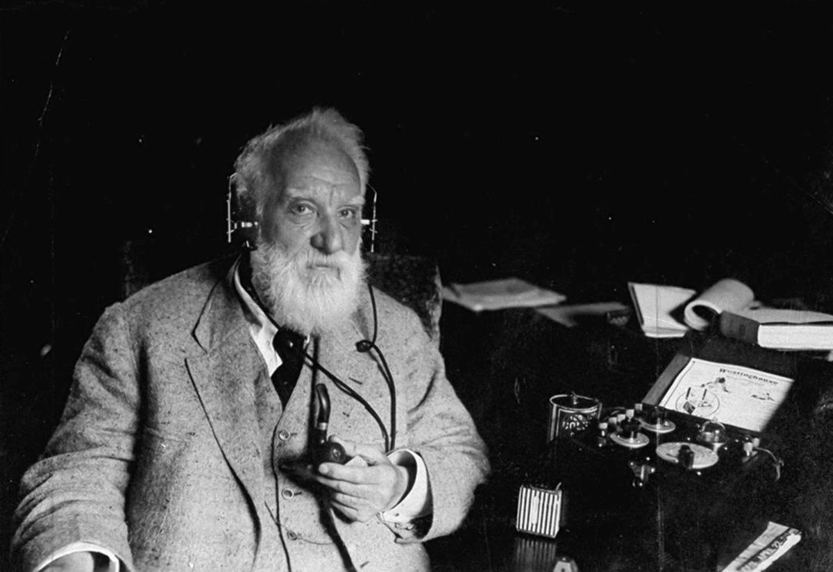 Alexander Graham Bell The Inventor Of The Telephones