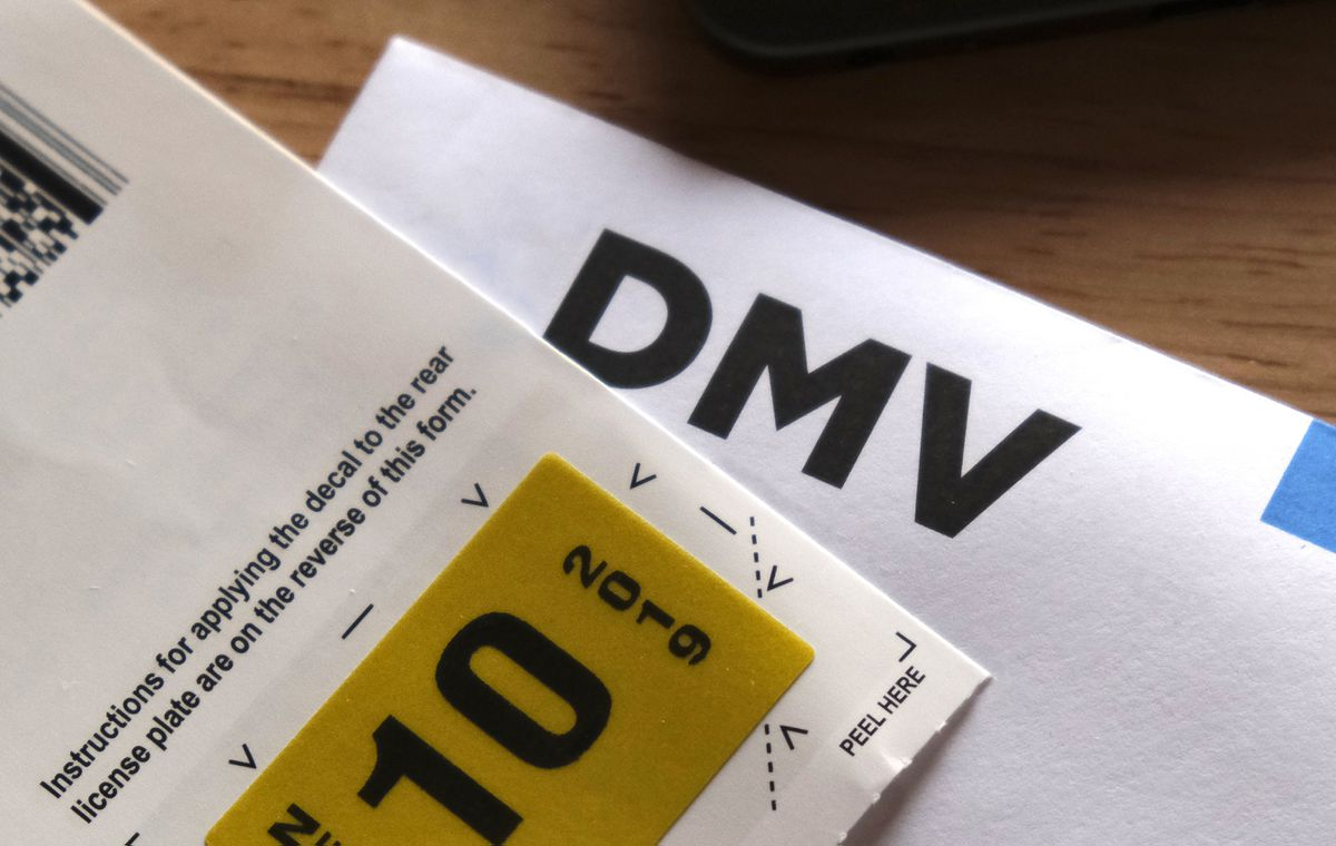 DMV supervisor pleads guilty for leaking info to estranged