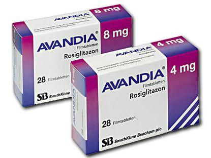 Senate report says GlaxoSmithKline knew of risks tied to Avandia - New York  Daily News