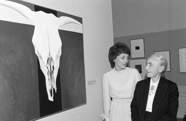 Georgia Keeffe Mother Of American Modernism Dies 98