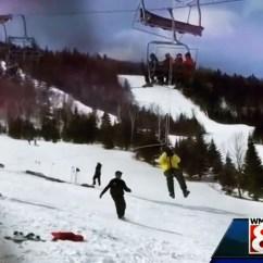 Ski Chair Lift Malfunction Jasper Company Maine Expert Event