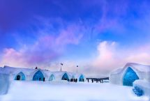 Ice Hotel In Quebec City Canada Lets Live