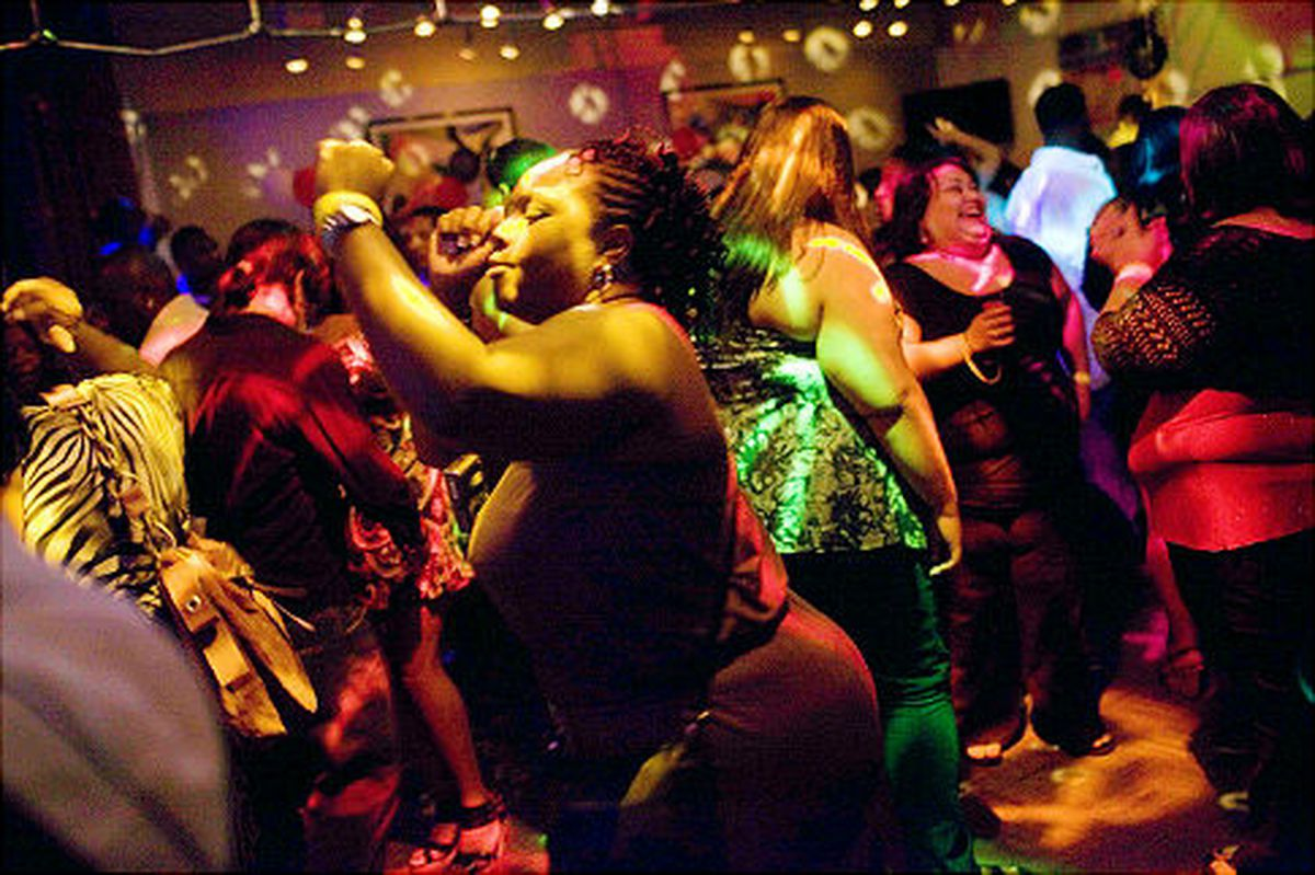 Nightclubs for the plus-size set are latest trend in fat acceptance movement - New York Daily News