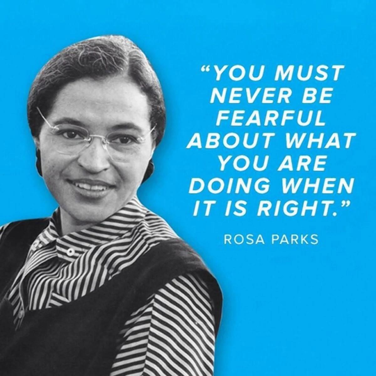Republicans Declare Racism Is Over In Rosa Parks Tweet