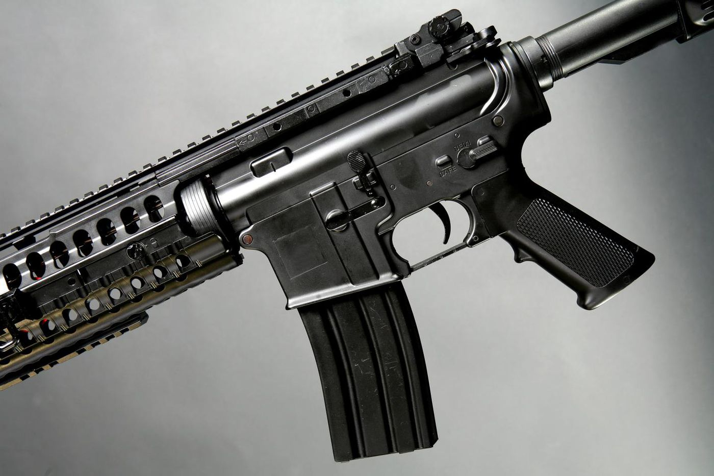 Federal Appeals Court Says Assault Rifles Are Weapons Of