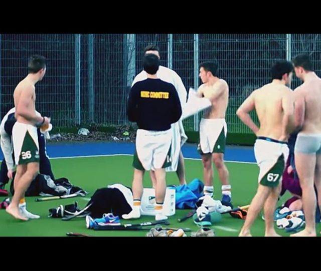 The University Of Nottinghams Hockey Team Collaborated With The Voice Your Rights Project Student Group To Create The Video Against Homophobia In Sports
