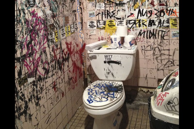 Top 10 worst New York City bar bathrooms - New York Daily News
