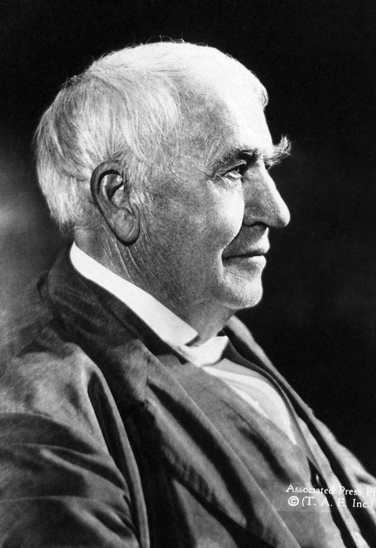 Thomas Edison Light Bulb History