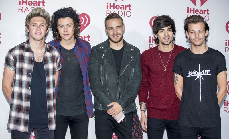 one direction announces 2015