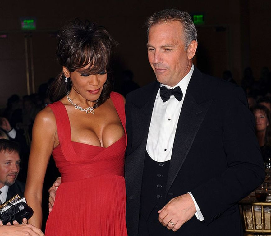 Kevin Costner, who hand-picked Whitney Houston for 'The ...