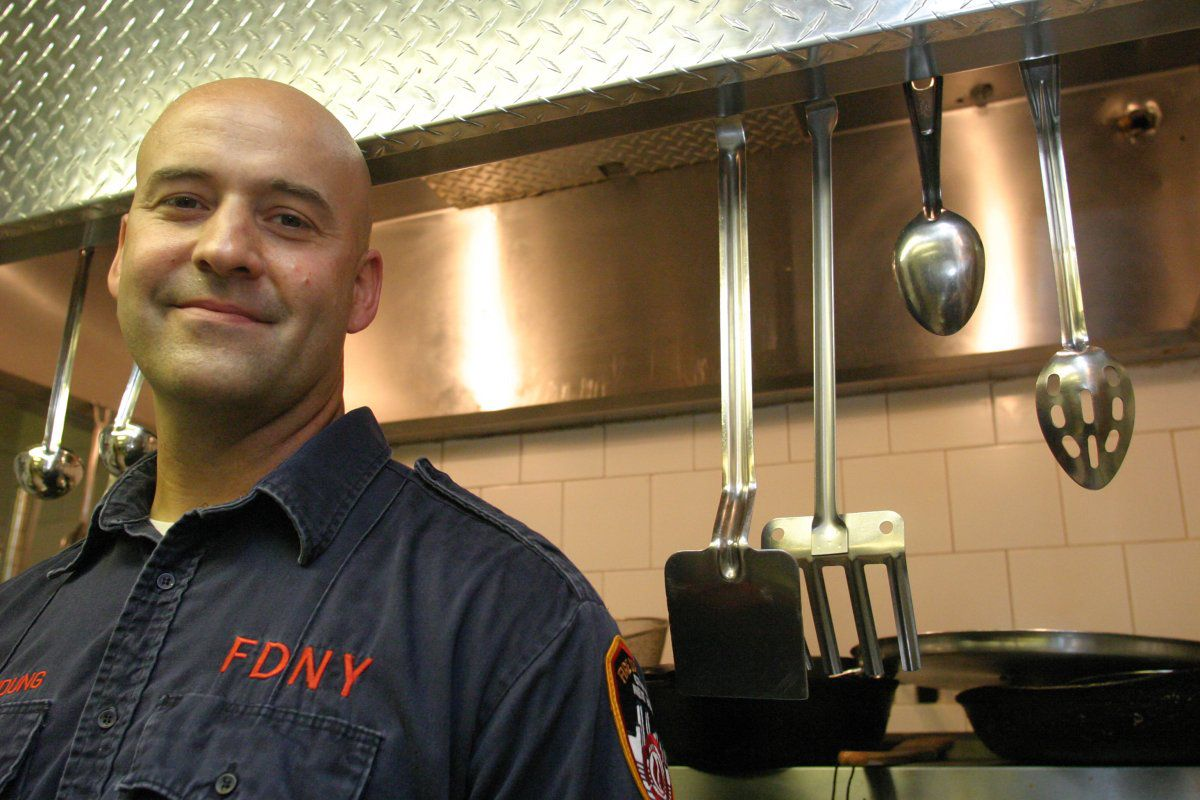 ExFDNY firefighter Keith Young dies of 911related