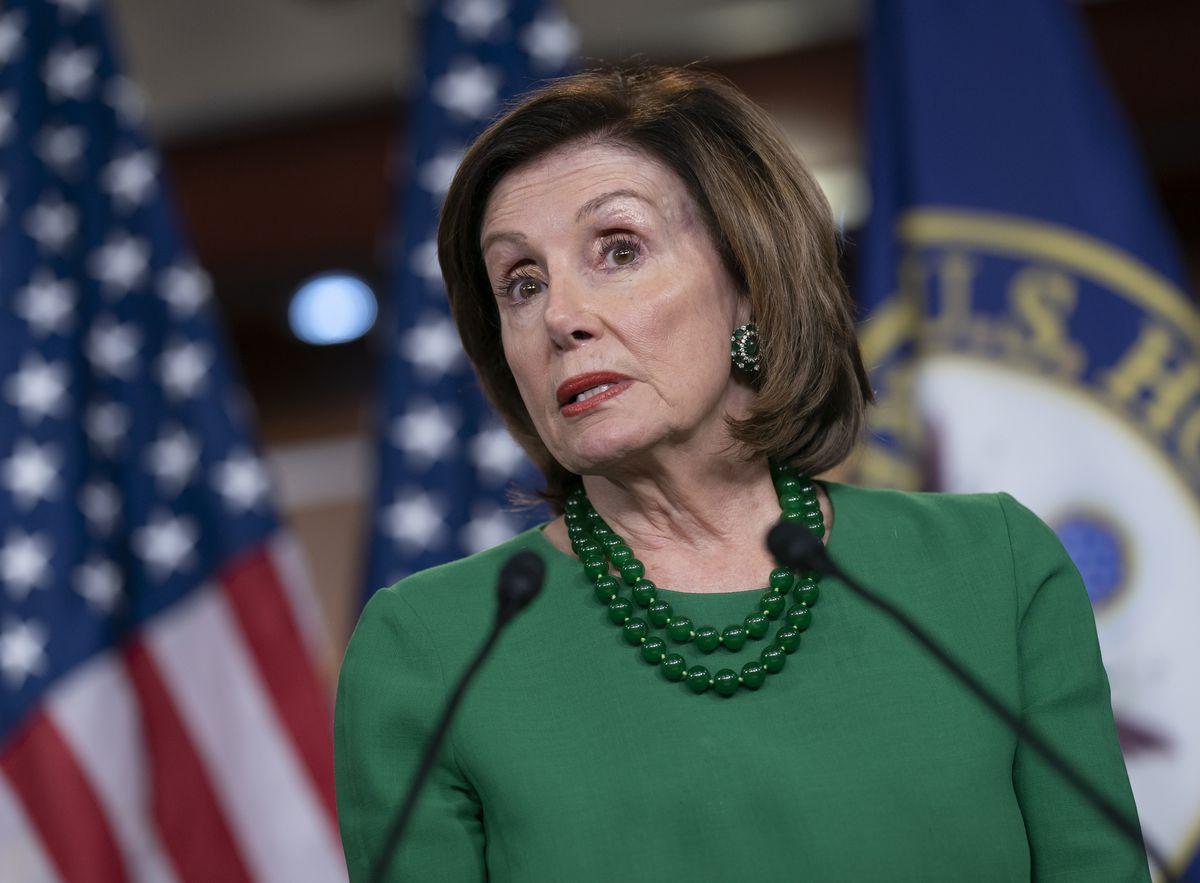 Pelosi vows to pass coronavirus bill with or without GOP support ...