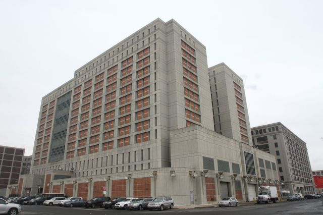 Brooklyn federal jail dealing with chickenpox outbreak - New York Daily News