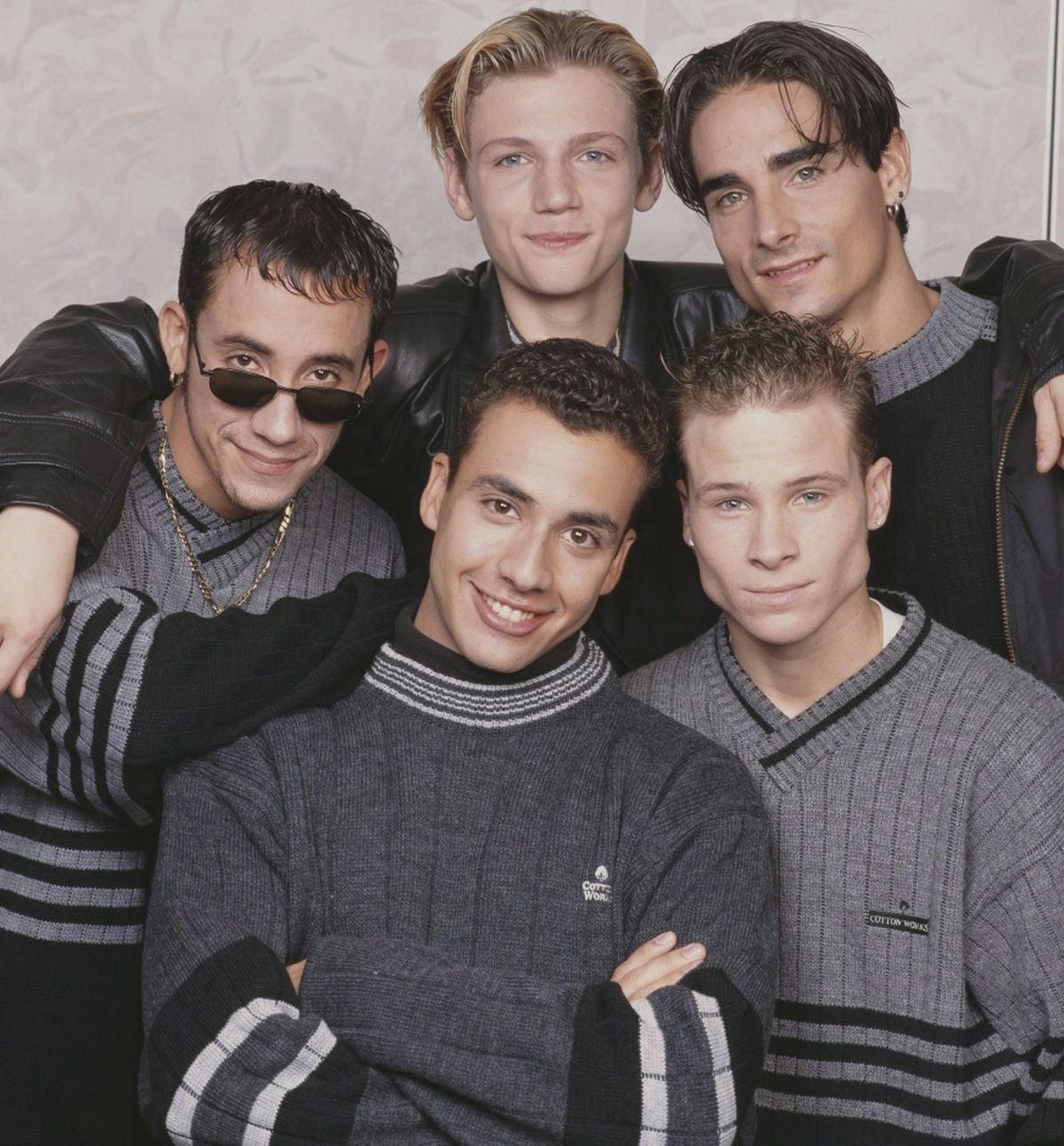 The Backstreet Boys Then and now  NY Daily News