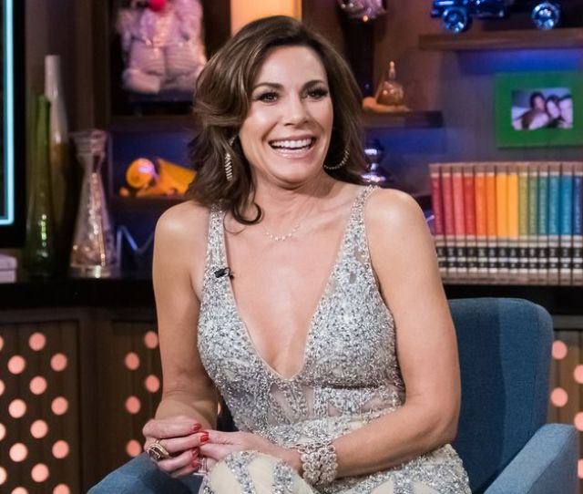 Real Housewife Luann De Lesseps Handcuffed In Court After Admitting To Violating Probation