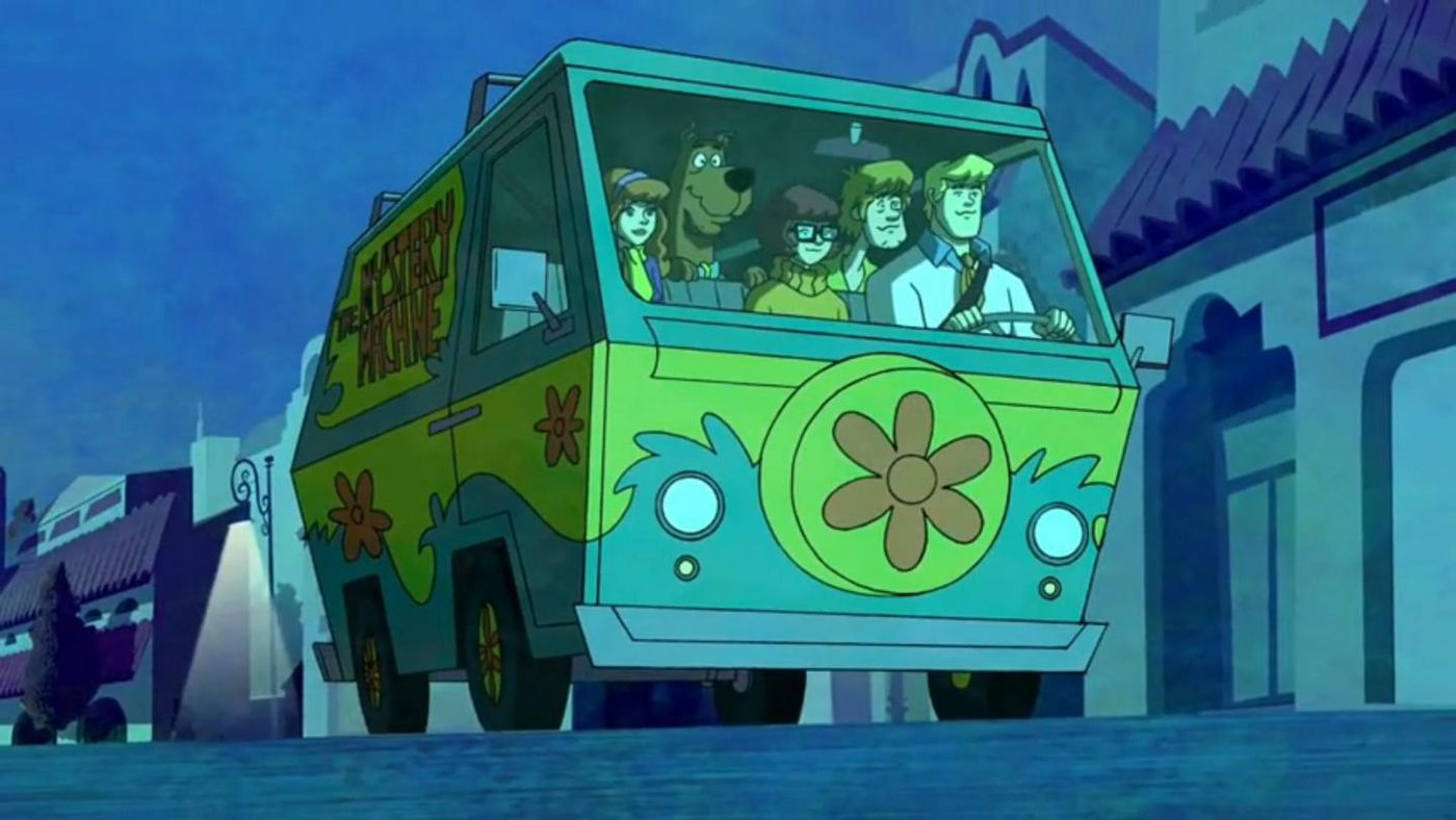 Woman Leads Police On High Speed Chase In Mystery Machine