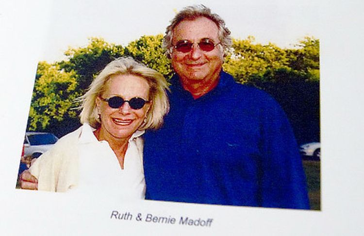 Ruth-less? Bernard Madoff's wife, Ruth, accused of ...