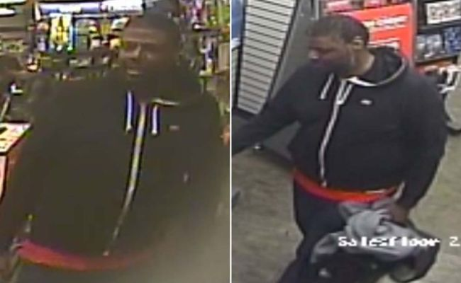 Police Hunt For Crook Who Robbed Four Manhattan Gamestop
