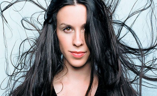Alanis Morissette Comes Out About Marijuana To High