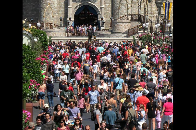 Disney World closes theme parks amid coronavirus concerns - New ...