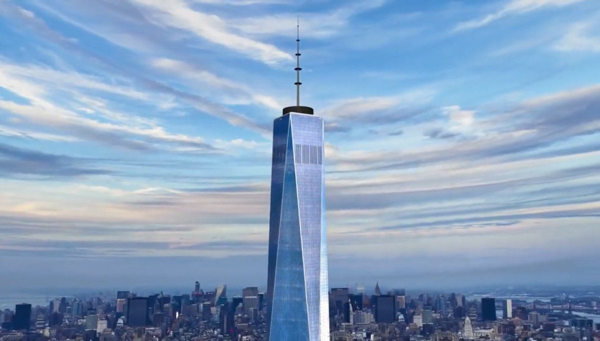 Observation deck at World Trade Centers Freedom Tower to open May 29 VIDEO  NY Daily News