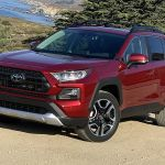 First Drive Redesigned 2019 Toyota Rav4 Adventure Is Ready To Tackle Serious Terrain Within Reason New York Daily News