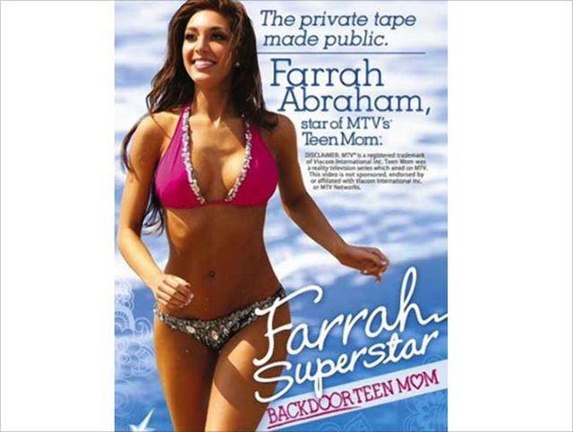 Farrah Abraham Im Not Watching My Backdoor Teen Mom Sex Tape