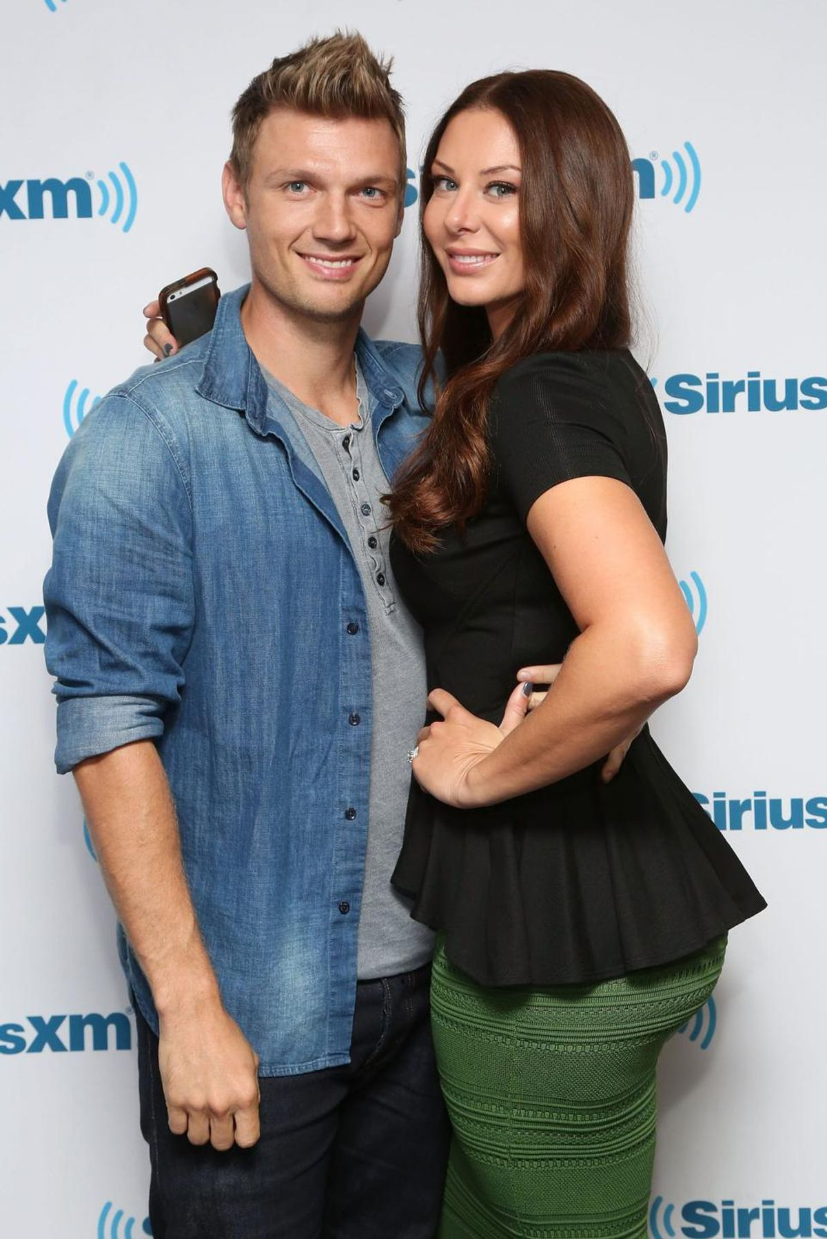 Nick Carter And Wife Expecting First Child Report NY