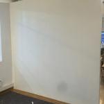 Bygging av lettvegg til Showroom for Diesel Norge