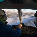Hjelp med helikopter