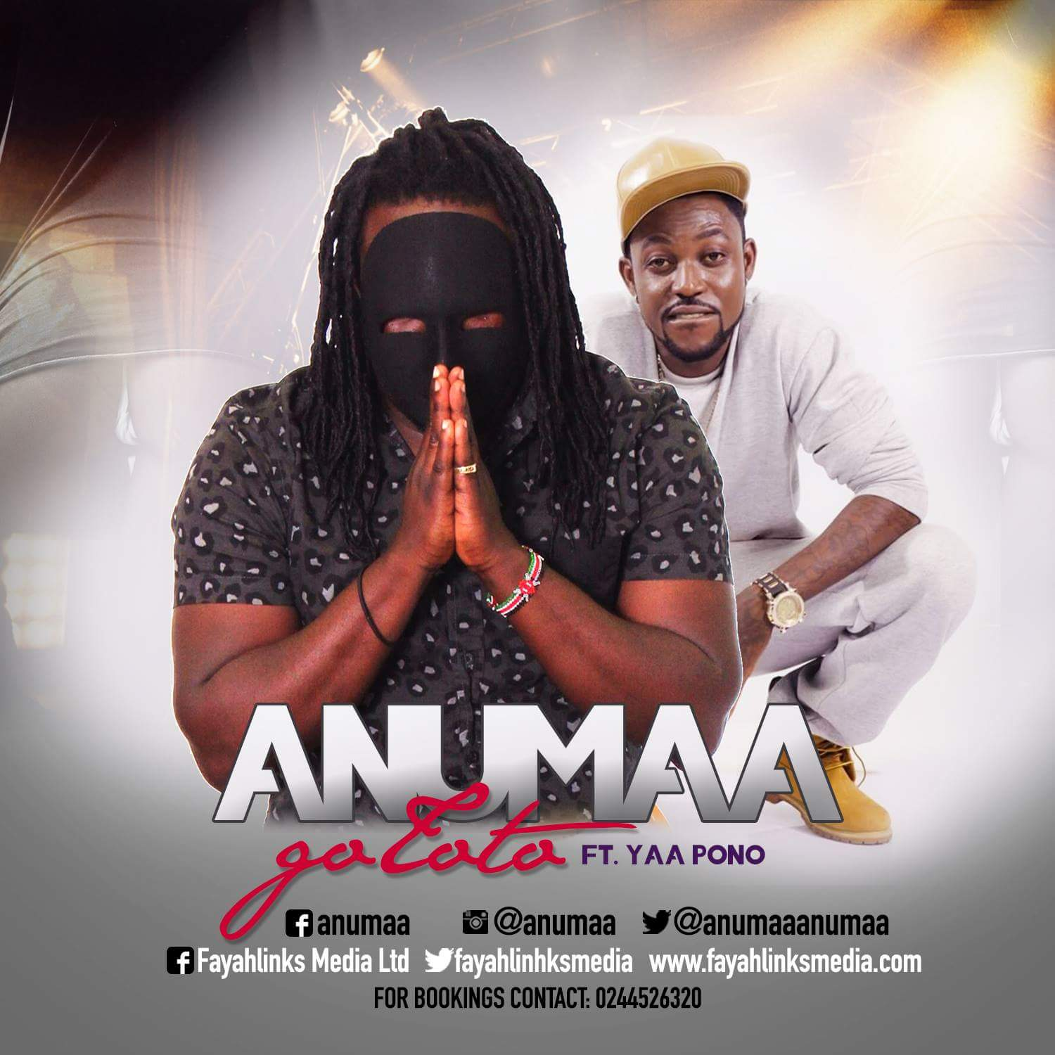 I Am A Rider Go Wider Mp3 Song Download: New Music: Anumaa Ft Yaa Pono