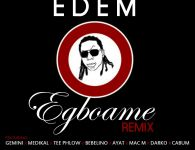 Edem - Egboame Remix ft Cabum, Medkial, Teephlow