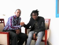 NY DJ and Stonebwoy