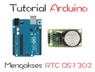 thumbnail Tutorial arduino mengakses RTC DS1302